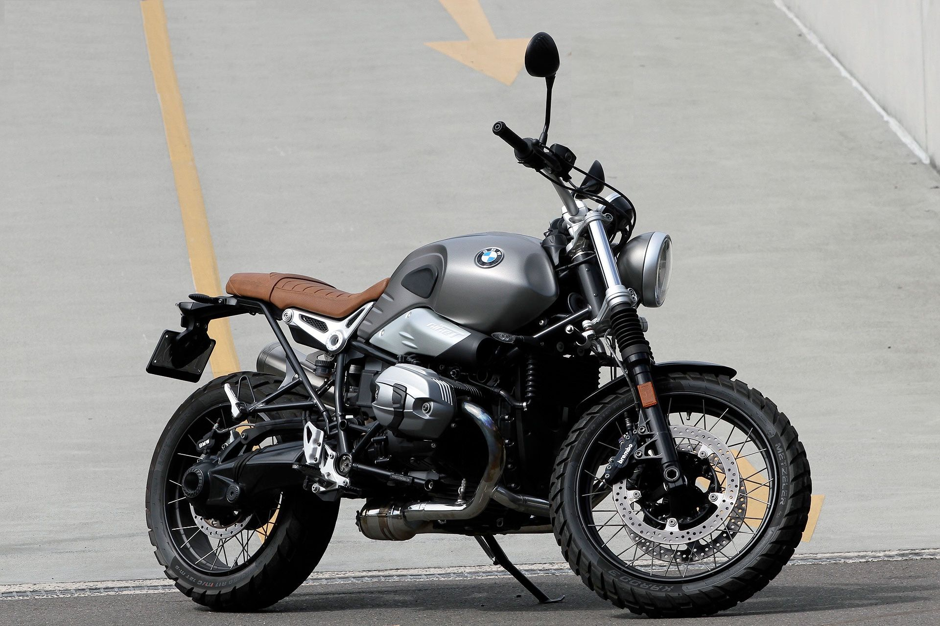 The BMW R Nine T Scrambler - one of the most beautiful motorcycles of 2019