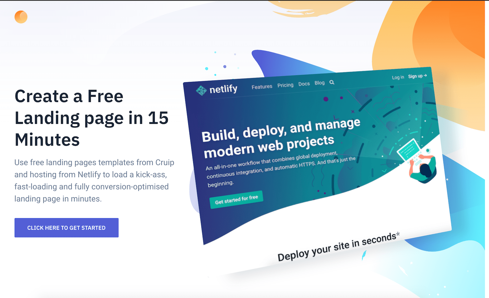 Create Free Yes Really Landing Pages In 20 Minutes