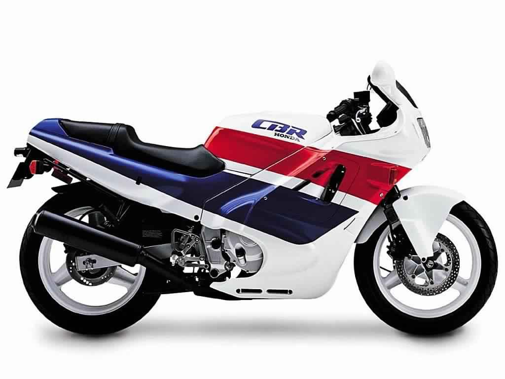 The original Honda CBR600F