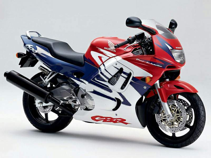 Third-generation Honda CBR600F3 - the only carburettor one to buy