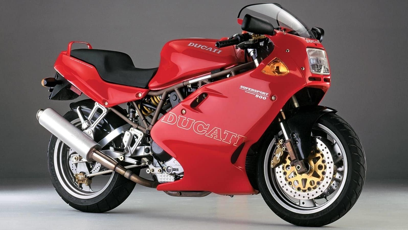 The Ducati 900SS, one of the most well-loved affordable classic motorcycles