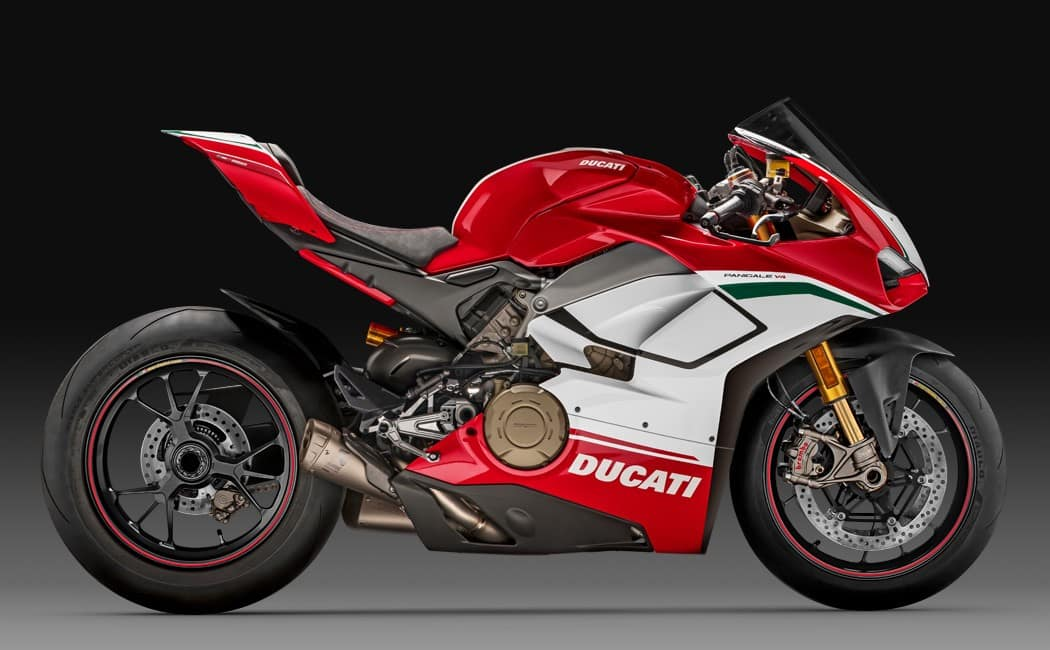 A Ducati Panigale V4 you should NOT rent out.