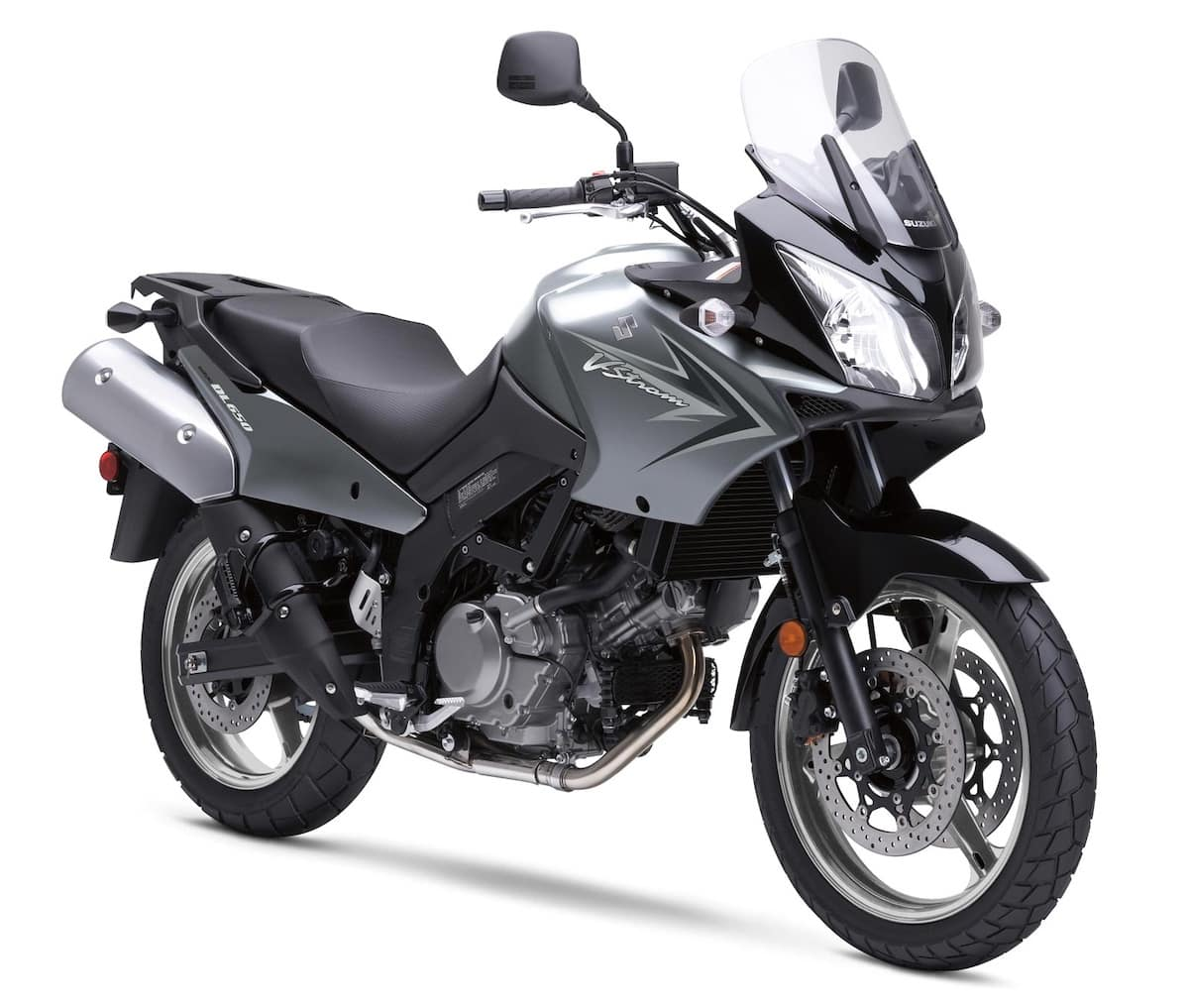 "The ""adventure' version of the SV650 - the dl650 V-Strom"