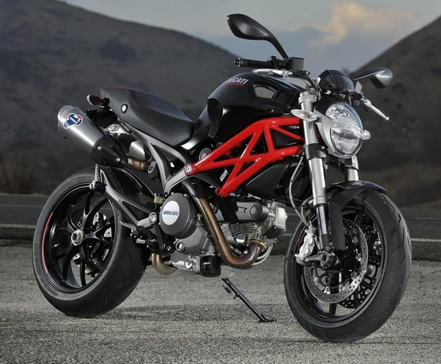 Ducati Monster 796 - one of the best monsters to buy used