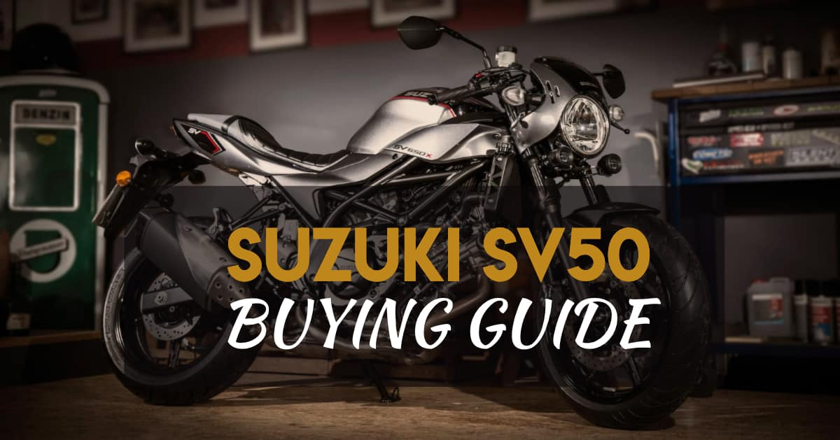 Guide to Buying a Used Suzuki SV650: All the Motorcycle you Need