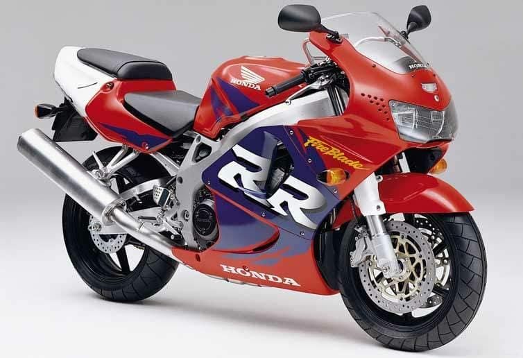 1996 918cc Honda CBR900RR FireBlade