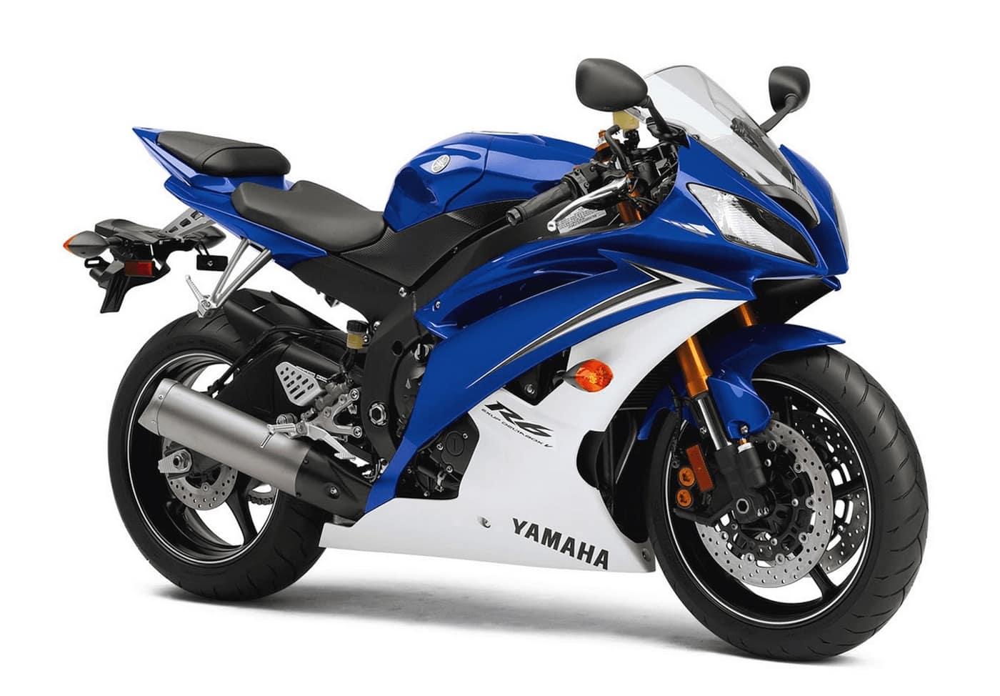 The 2010 Yamaha R6