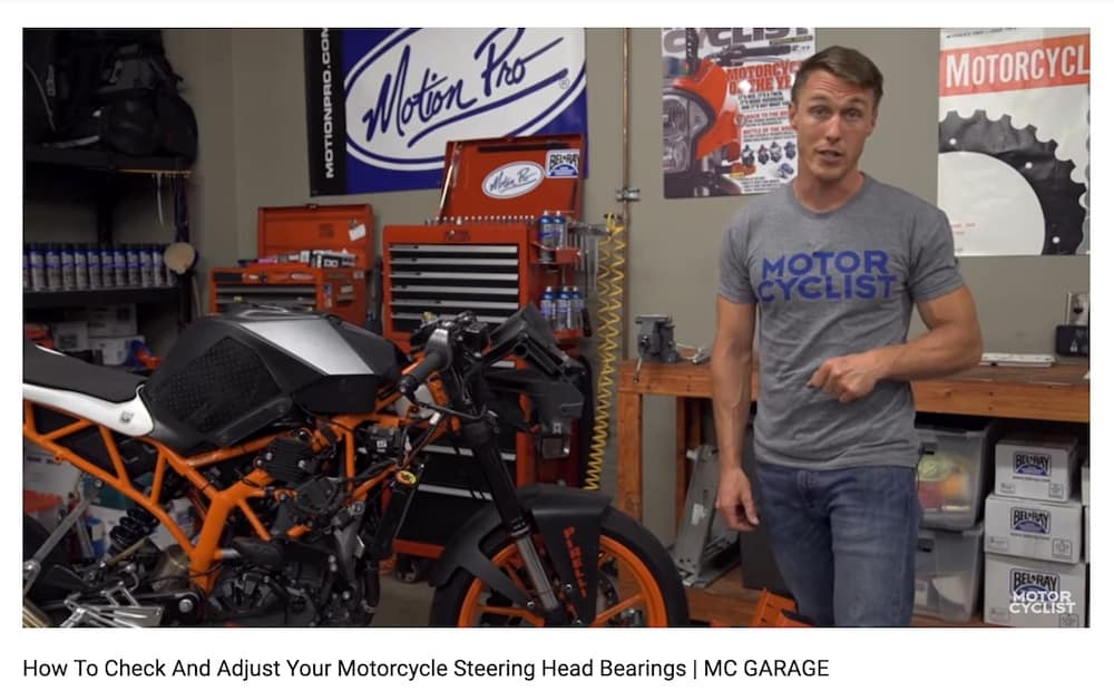 What to Check on a Used Motorcycle