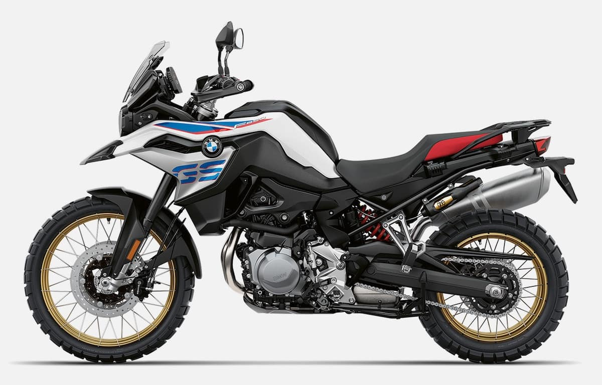 BMW F850GS — Alternative to the Yamaha Ténéré 700