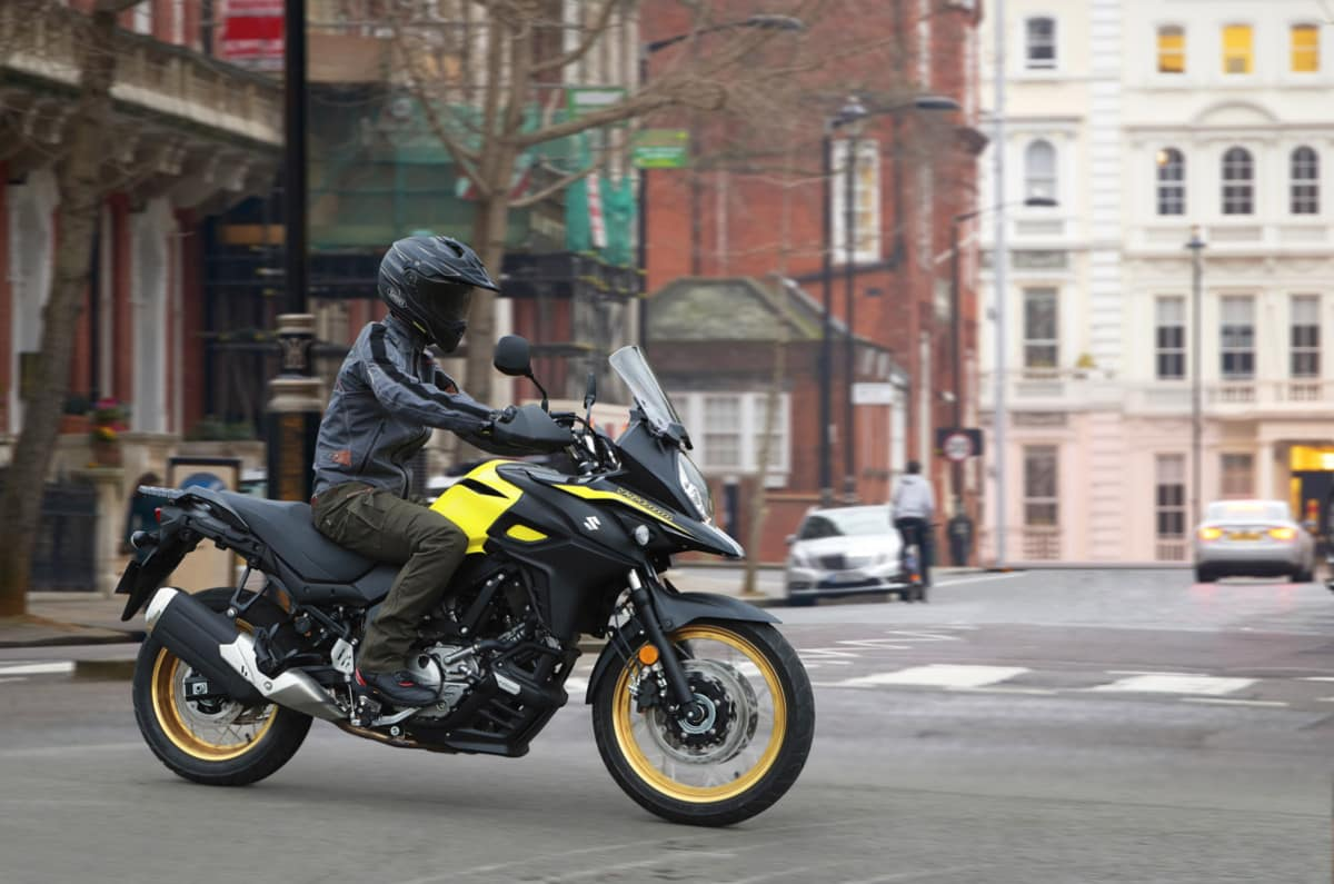 Suzuki V-Strom 650XT as an alternative to the Yamaha Ténéré 700