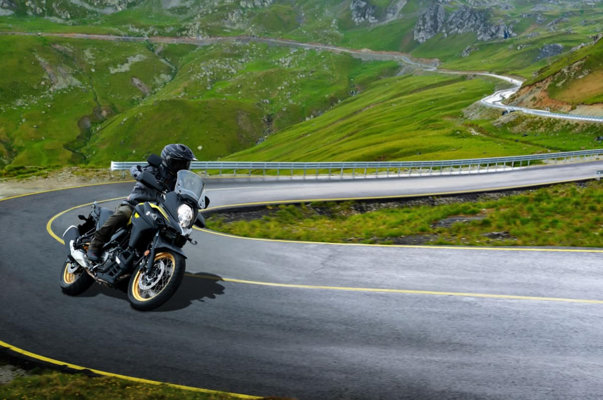 Suzuki V-Strom 650XT, a great (and cheap) alternative to the Yamaha Ténéré 700