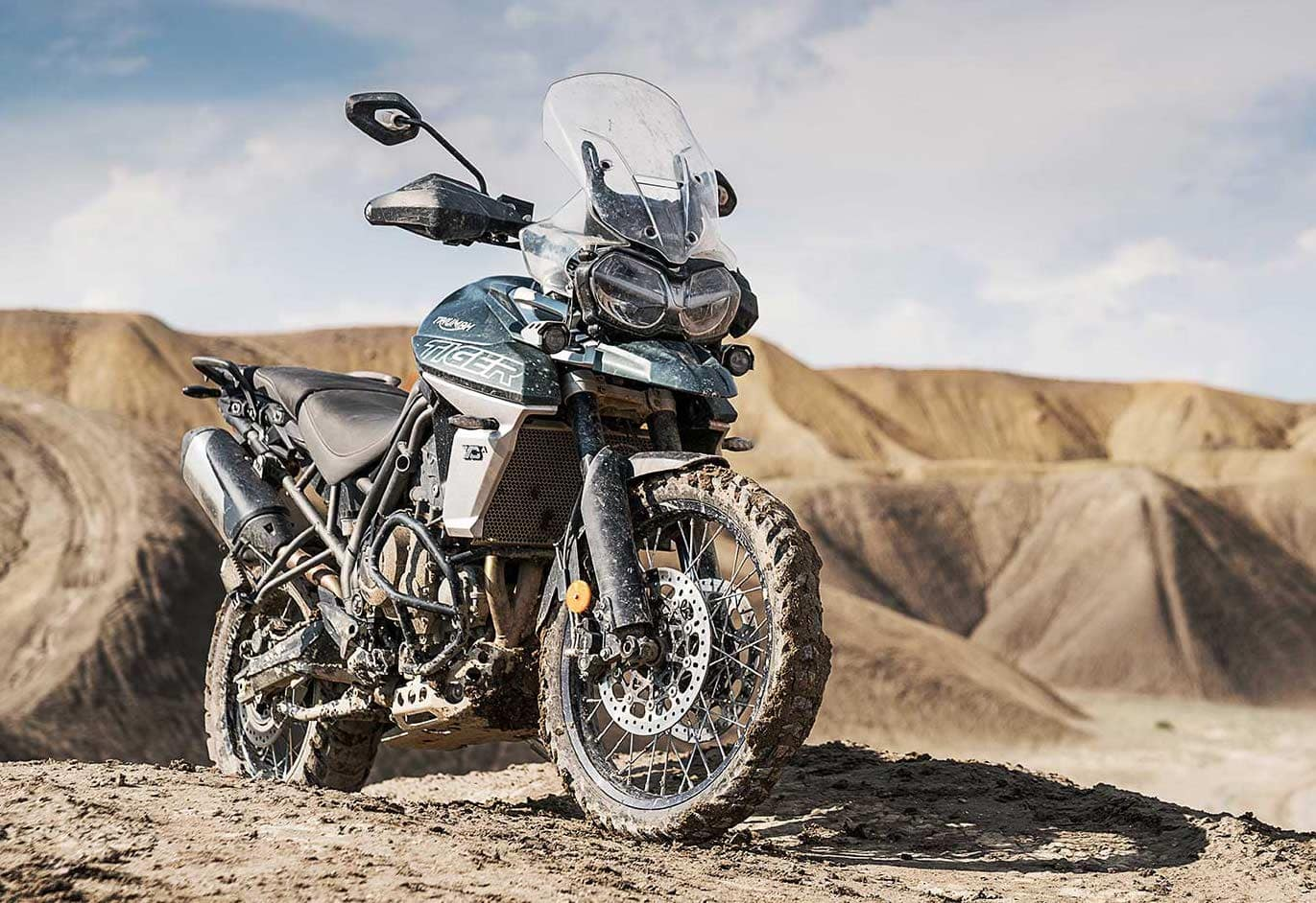 Triumph Tiger 800 XCx - a beastly alternative to the Yamaha Ténéré 700