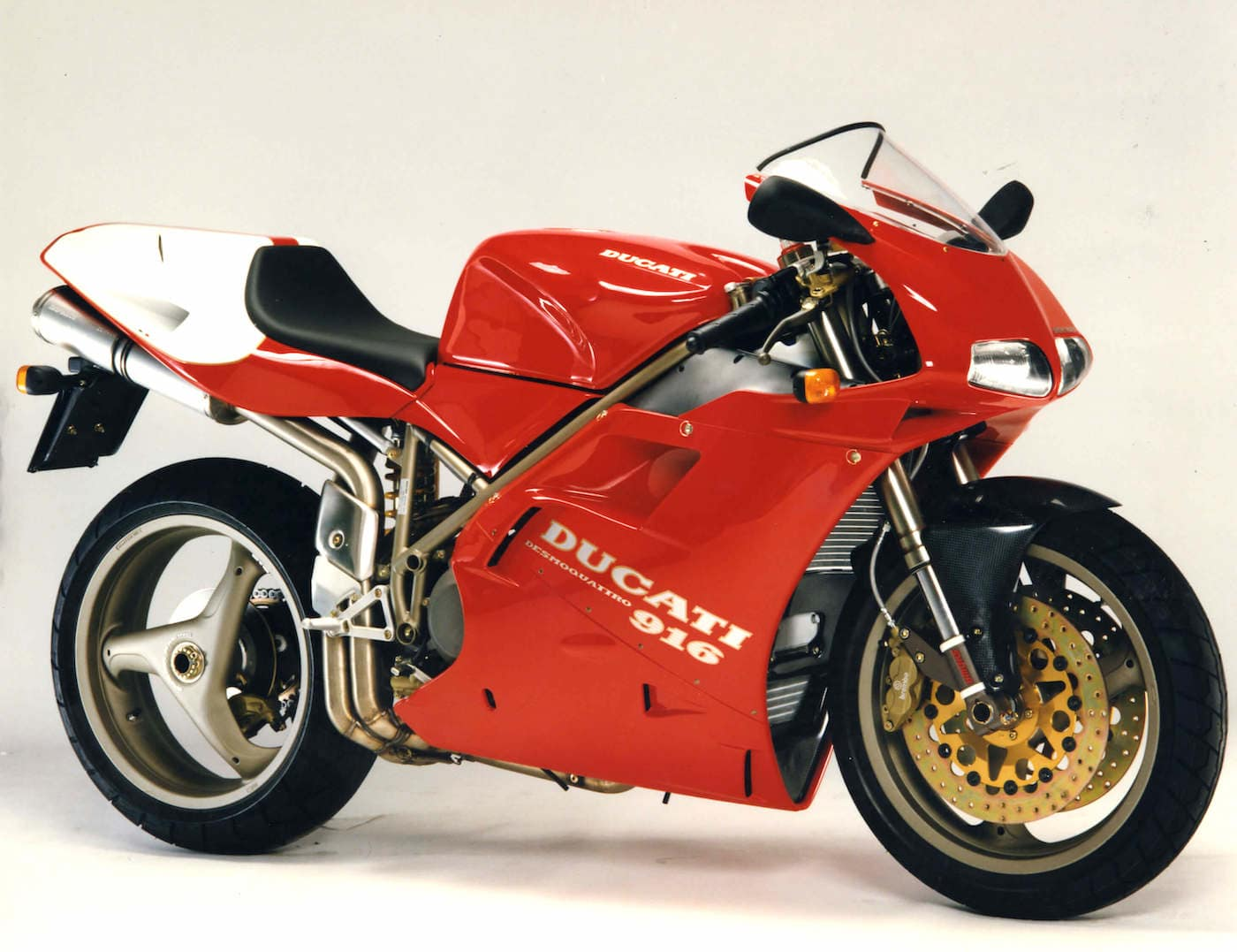 The Ducati 916SP - very rare! One of the rarest and coolest Ducati superbikes to buy