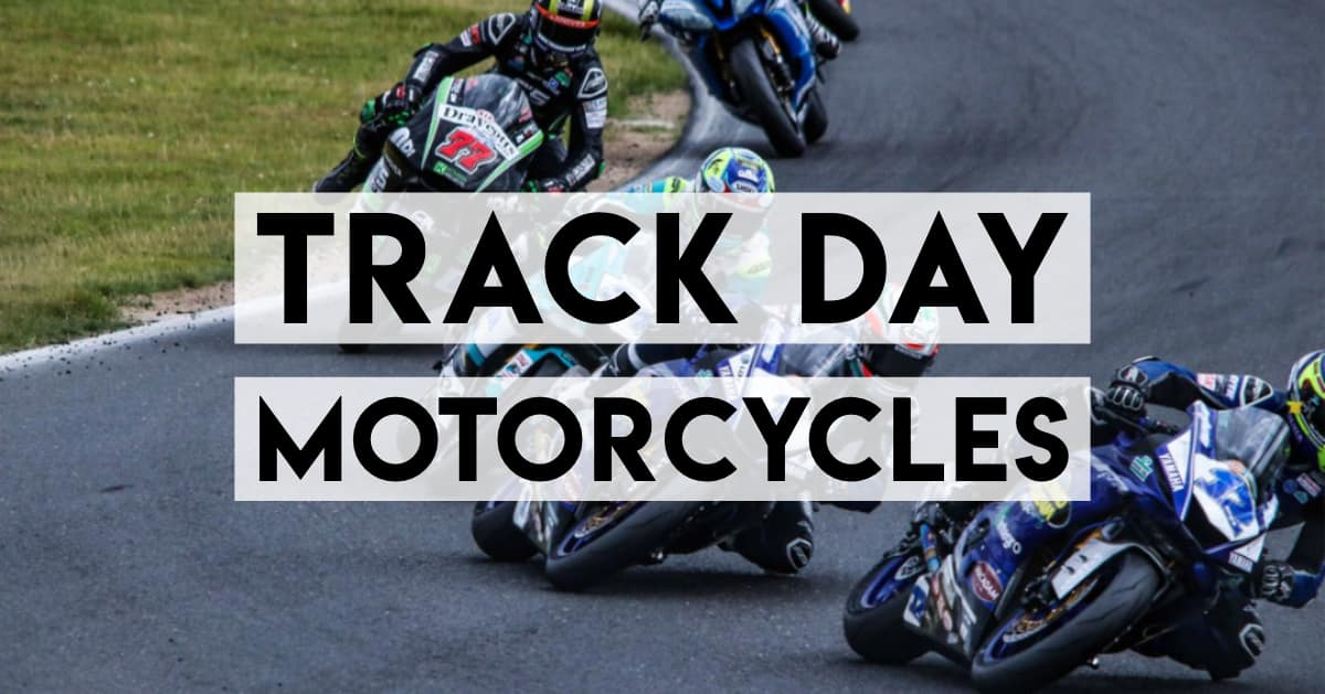 Great First Track Day Motorcycles - including the Honda CBR250RR, Kawasaki ZX-2R, and Suzuki Across GSX250