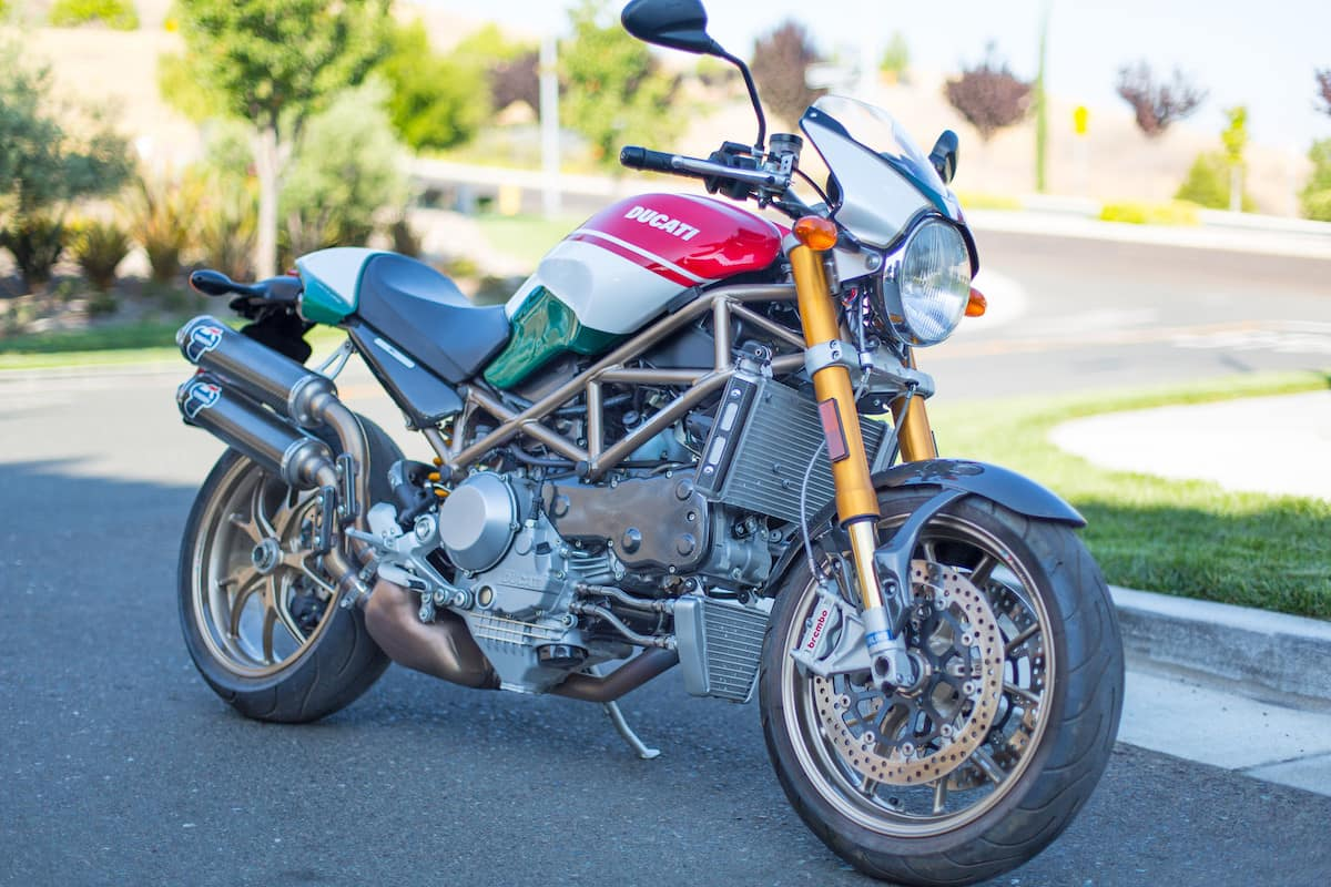 Ducati Monster Tricolore (buyers guide cover)