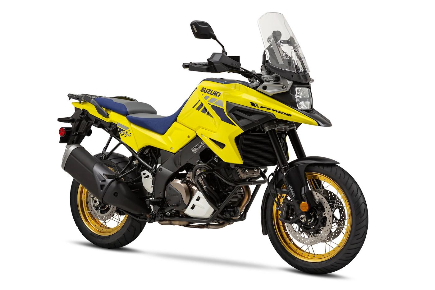 A beautiful V-Strom? Yes, the 2020 V-Strom 1050 XT Adventure