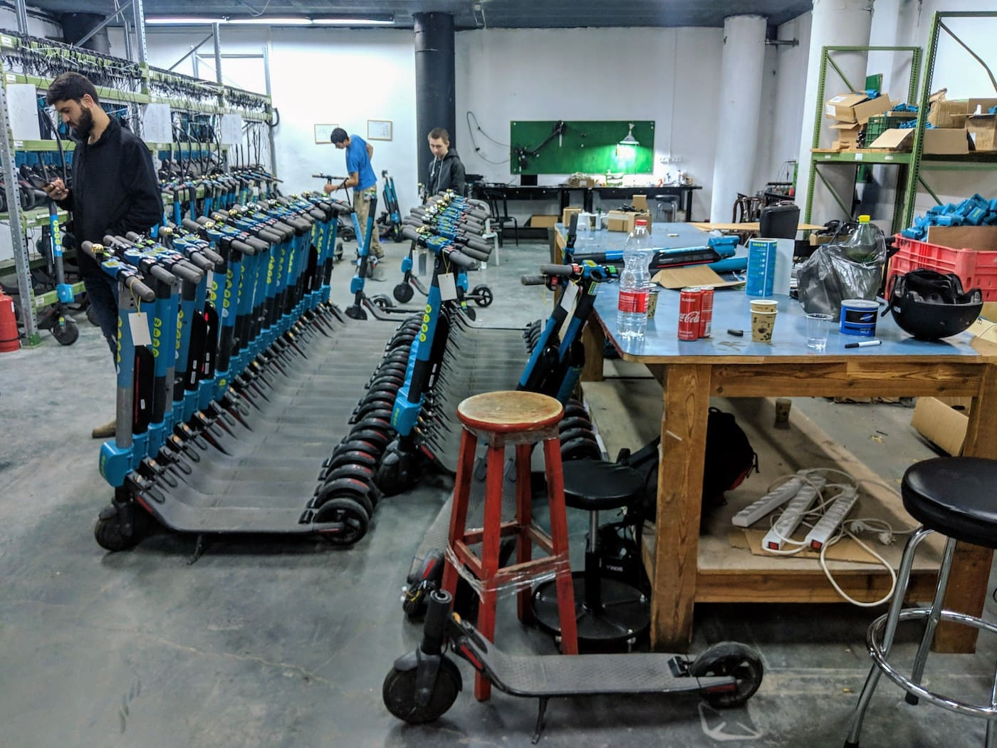 Factories and Warehouses for Startups - Wind, 2018, Tel Aviv