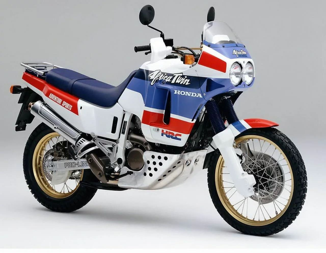 The original Honda Africa Twin XRV750