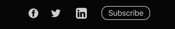 adding in the new linkedin icon into your ghost casper 3.0 theme