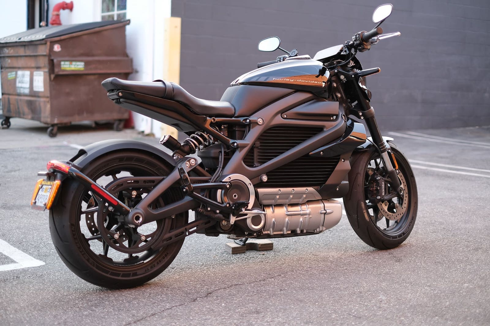 The Harley Davidson LiveWire - a review by an ordinary rider.