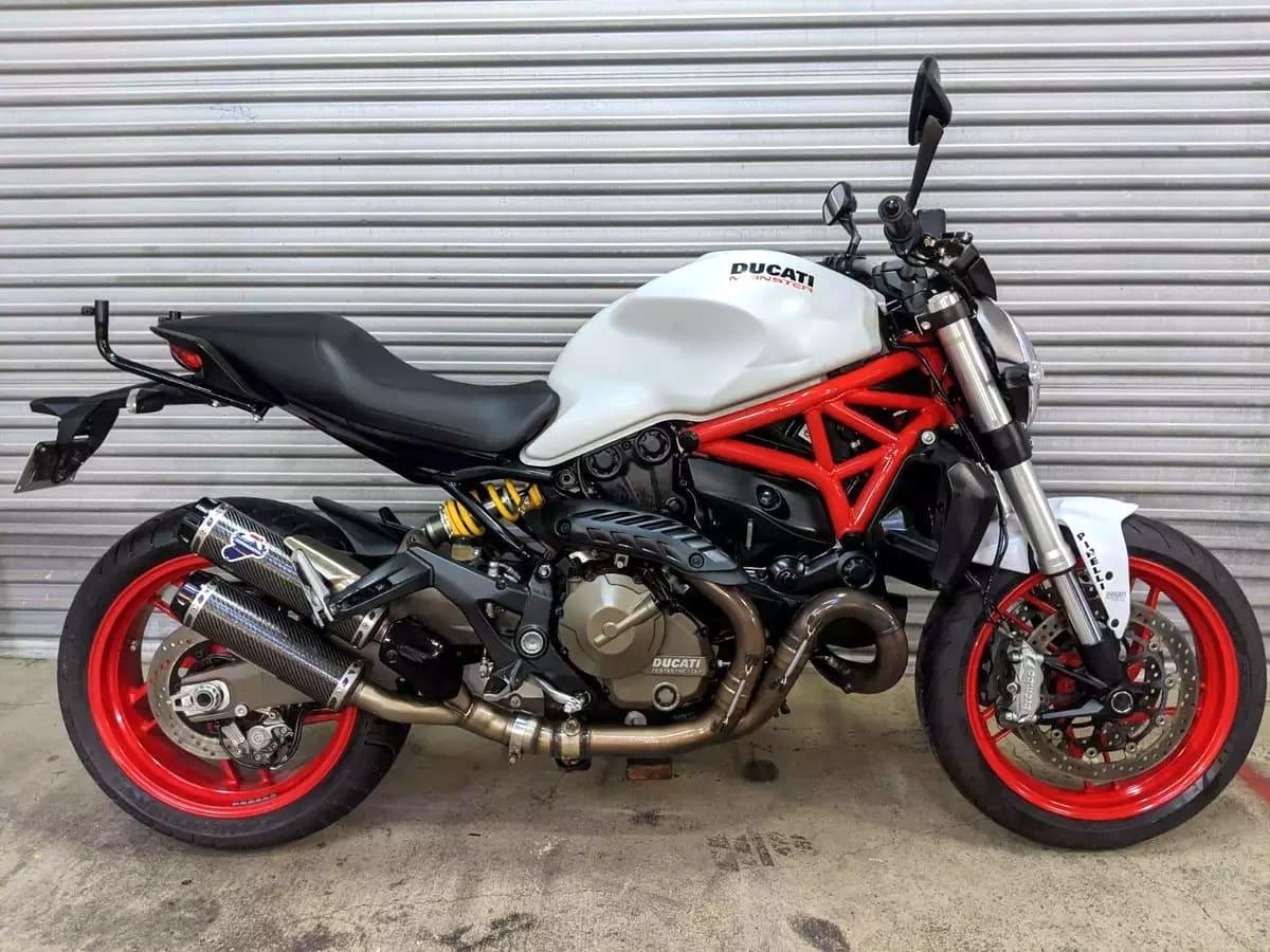 Ducati Monster 821 for sale