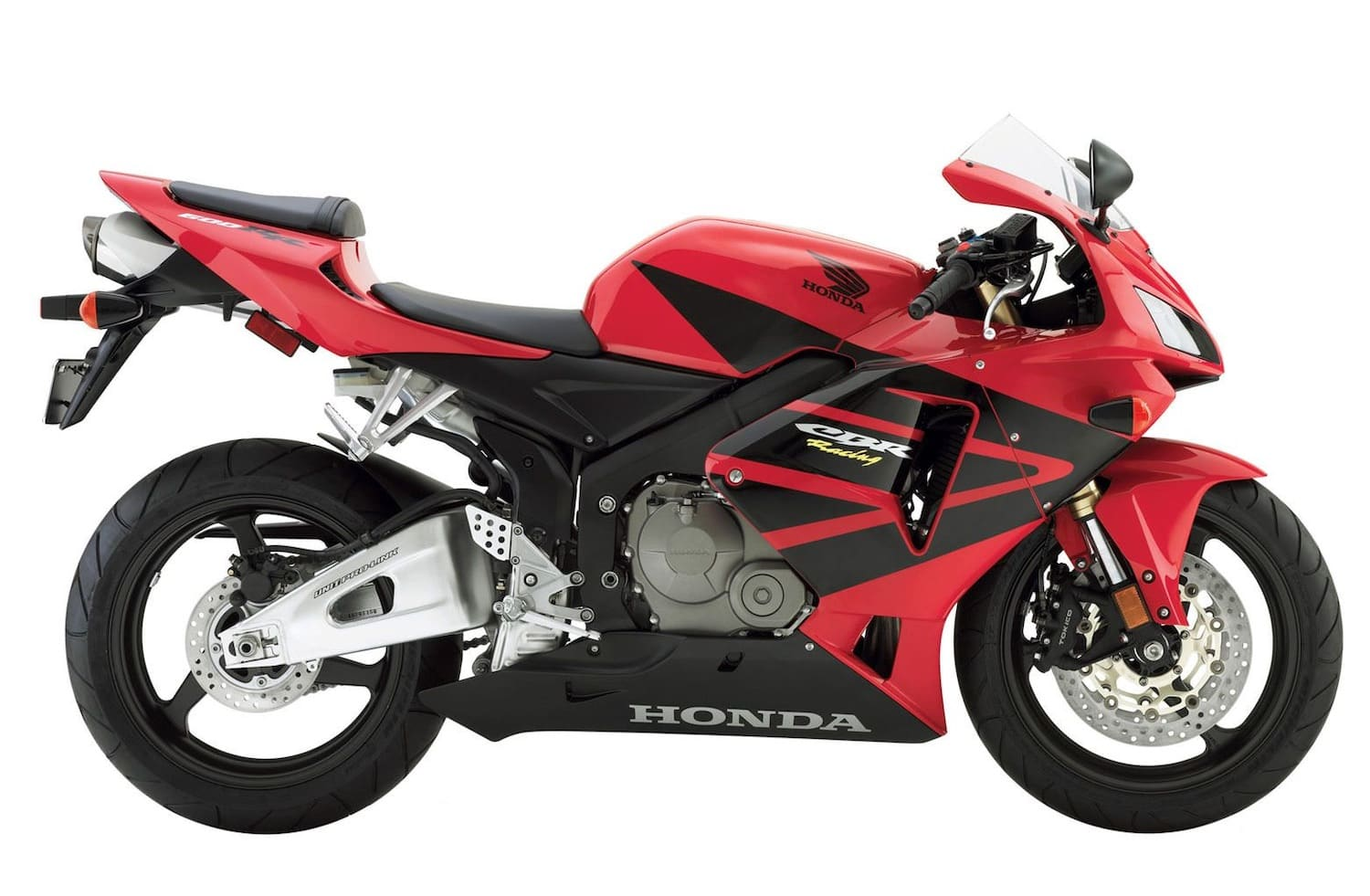 2003 Honda CBR600RR in Red and Black