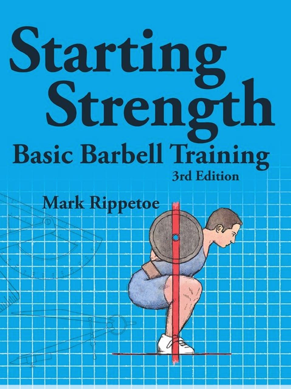 An epic introduction to the book Starting Strength by Mark Rippetoe