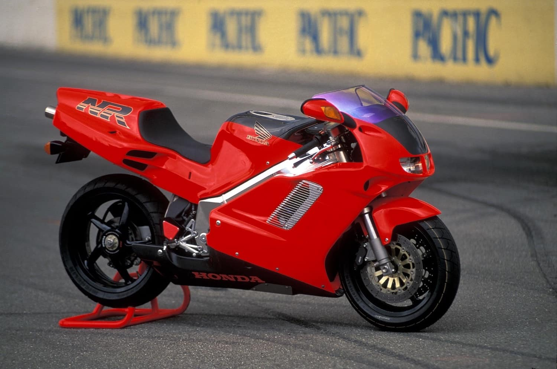 Honda NR750, inspiration for Ducati 916