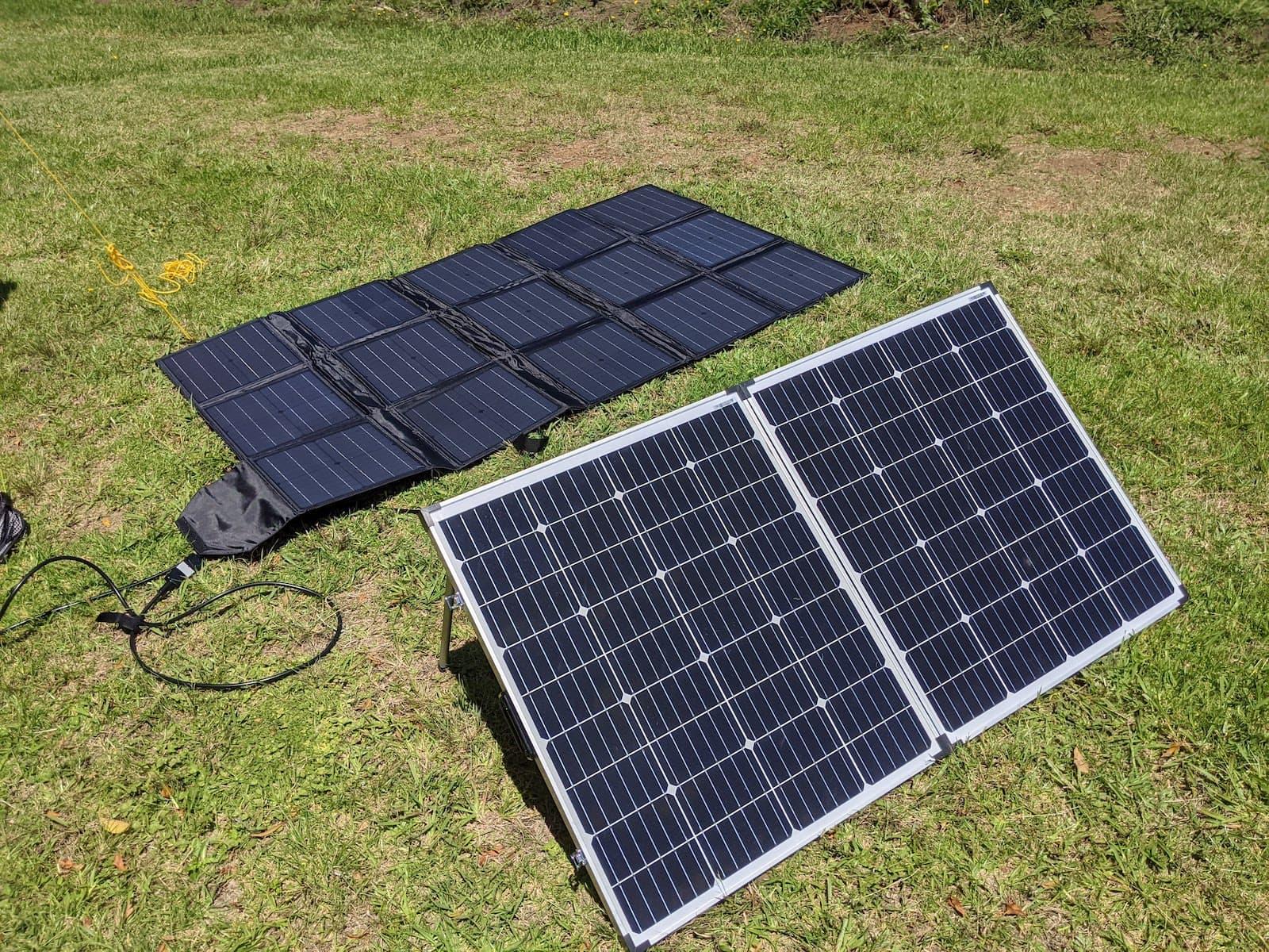 Kmart 160W Solar Panel