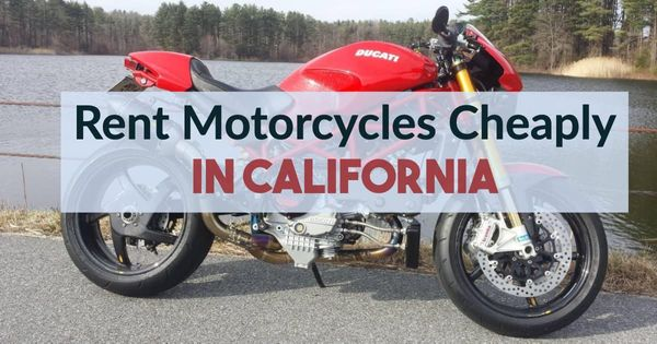 Rent a Motorcycle in San Francisco for free (or cheaply) with these three hacks