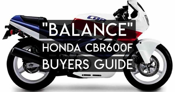 Buying a used CBR600F, CBR650F and CBR650R — a Buyer's Guide