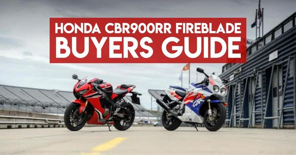 "Honda FireBlade Buyer's Guide — ""Total Control"""