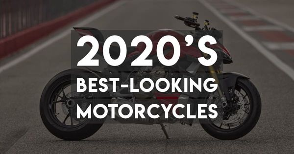 Best Looking Motorcycles of 2020
