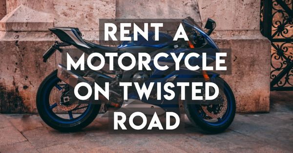 Rent a Motorcycle in America for FREE with Twisted Road!