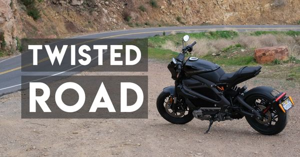 Renting a Motorcycle with Twisted Road