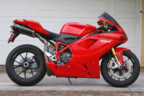 Best Gearing for the Ducati 1098 for Street Use