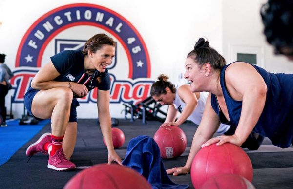 F45 vs CrossFit — F45 Review by a CrossFitter
