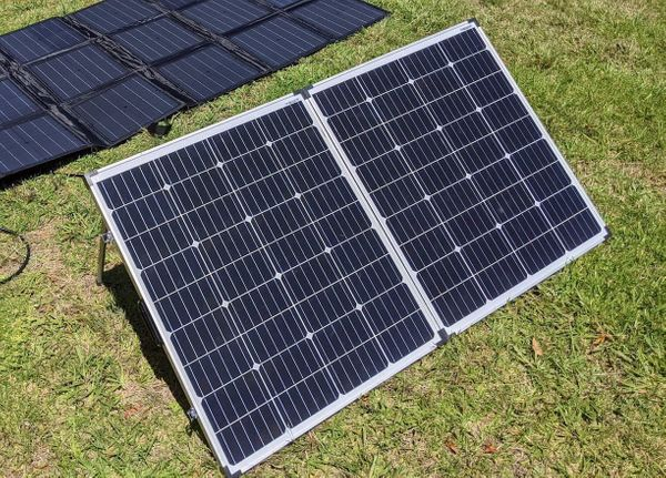 K-Mart 160W Solar Panel Review